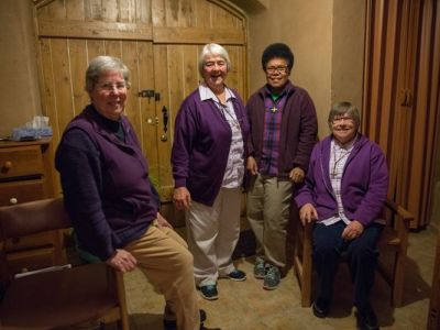 Assumption Sisters in Chaparral: